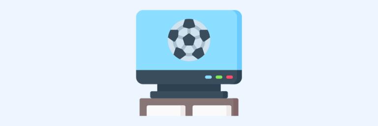 Voetbal kijken in het buitenland: Dit is de oplossing!