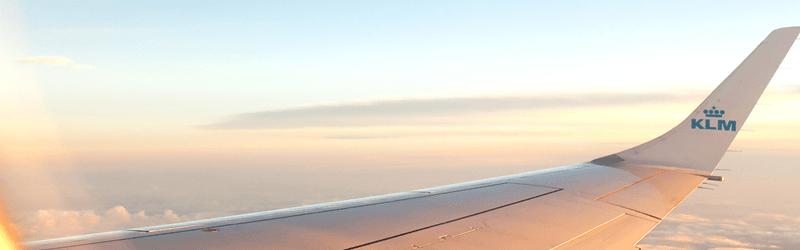 Vliegtuig volgen van KLM en elke andere maatschappij