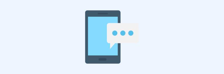 Hoe kun je een anonieme SMS versturen?