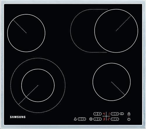 Samsung nz64f5rd9ab inductie kookplaat